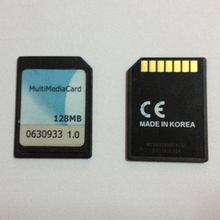 7pin MMC card Memory card MultiMedia card 128MB MultiMediaCard