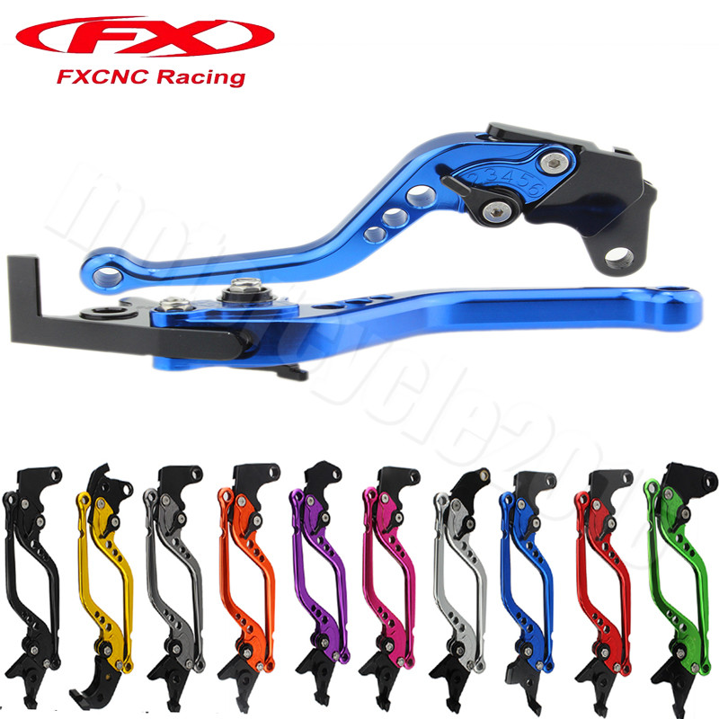 CNC Motorcyle Brake Clutch Levers For HONDA XL600 TRANSALP 600 VT VV VW VX 1995-1999 96 97 98 99 Motorbike Brake Clutch lever<br>