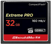 Extreme Pro Compact Flash CF card 16GB 32GB 64GB 128GB 256GB 1067X 160MB/s Free shipping