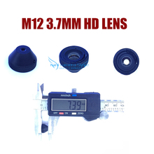 HD M12-3.7MM MINI Pinhole CCTV lens for cctv video surveillance camera CCD/CMOS/IPC/AHD IP Cctv Camera DIY Module Free shipping(China)