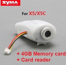 SYMA 2.0MP HD Camera For SYMA X5 X5C RC Drone Quadcopter Helicopter Parts Accessories Extra Camera(China)