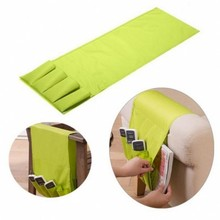 Multipurpose Household Portable Sofa Side Storage Box Debris Phone TV Remote Control Key Magazine Storage Organizer Pouch Holder