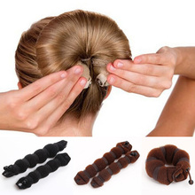 Famous Brand Zebery Magic Foam Sponge Hair disk Hair curlers Device tools For Women P20