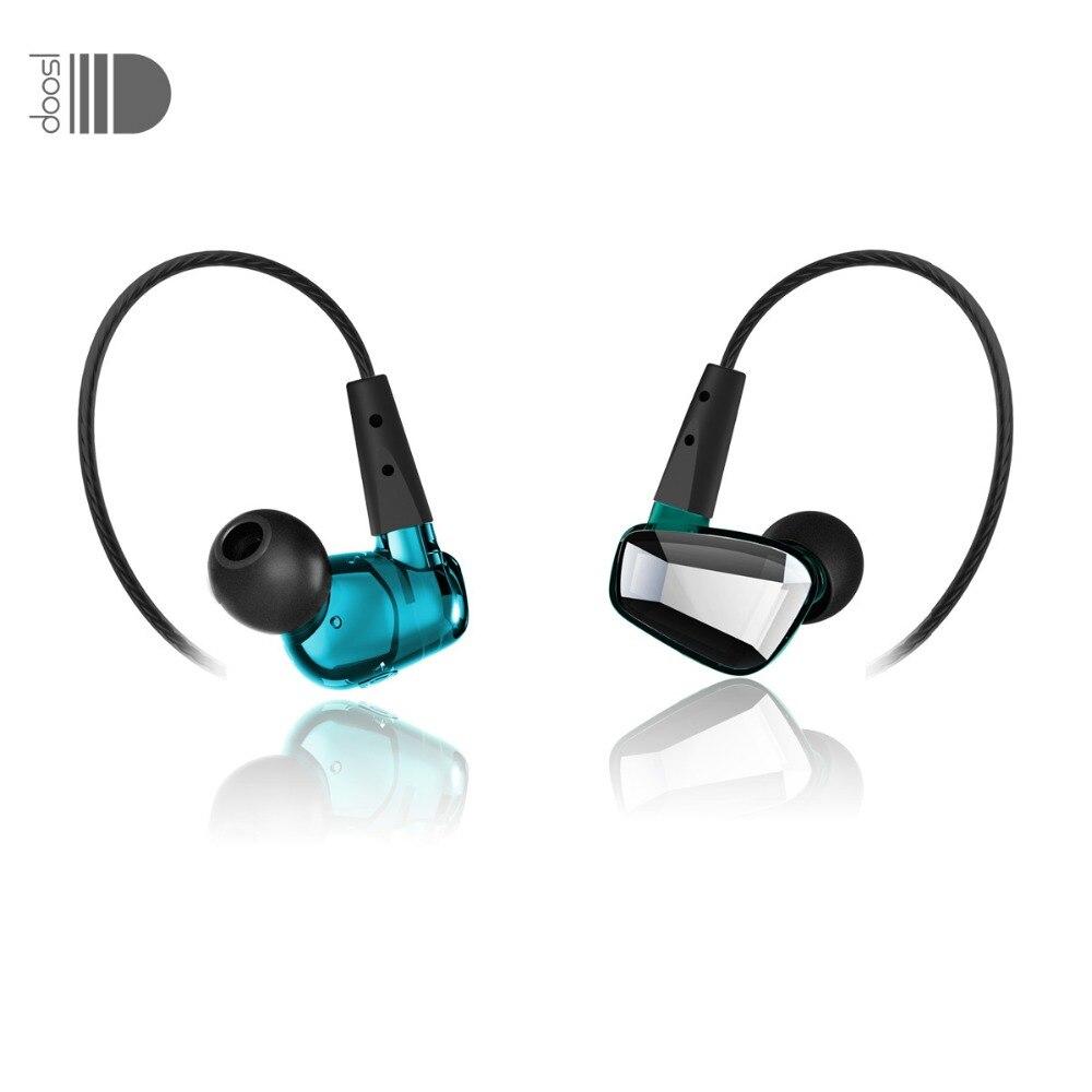 Wholesales Doosl Hi-Fi Stereo Wired Music Earphones Noise Isolating Diamond Crystal Design Sport Earphone for Phones<br><br>Aliexpress
