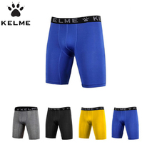 Men Breathable Quick Dry Underwear Tights Gym Fitness Running Boxers Football Soccer Skinny Sport Training Soccer Shorts