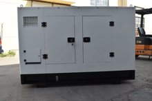 Chinese 30kw/37.5kva soundproof diesel generator weifang silent diesel generator with brushless alternator and base fuel tank(China)