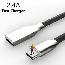 iPhone Apple 7 6 5 6s Samsung LG Fast Charging Cable Android Mobile Phone Charger Cord Adapter Type C Micro Usb Data - Jupitar Stars Store store