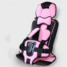 Good Quality Toddler Car Seat,Safety Car Children Seat,Auto Booster Seat,Beige,Orange,Pink,Blue,9 Months - 12 Years Old(China)
