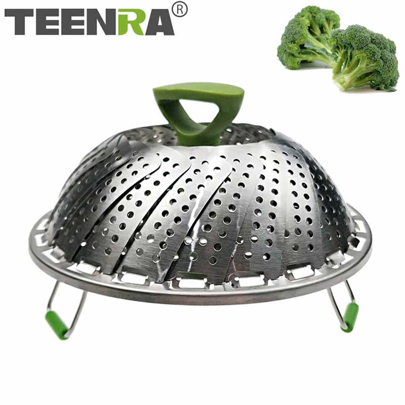 How to Use a Vegetable Steamer