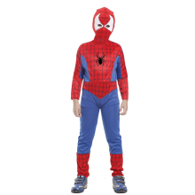 M L XL Complete Mavel Classic Ultimate Child Spiderman Halloween Costume Boys Superhero Fancy Costume for Kids