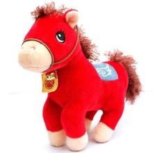 Kawaii 20cm Horse Ponies Kids Baby Plush Toy Soft Stuffed Animals Doll 8 Colors Best Gifts For Kids Children Birthday Holiday