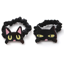 Buy New Korean Cute Animal Head Elastic Rubber band Cat Ears Casual Hair Bands Gum Women Head Accessories Scrunchy Hair rope for $1.67 in AliExpress store