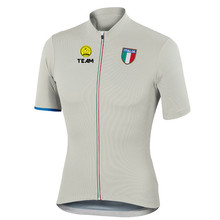 JIASHUO Men short sleeve Cycling jersey  professional Bicycle team Mountain Italy Bike MTB cycling clothing Maillot ciclismo