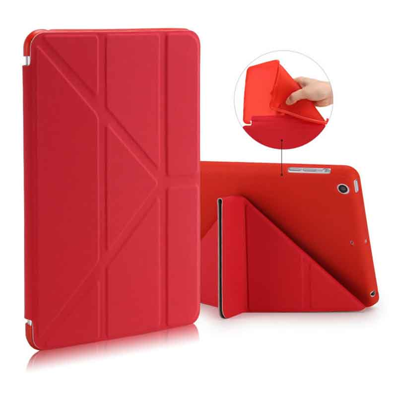 For Apple Ipad Air 1 2 Case Pu+Tpu Cover Smart Wake Up Sleep 9.7 inch For Ipad 5 6 Soft Full Protect With Free Stylus Pen<br><br>Aliexpress