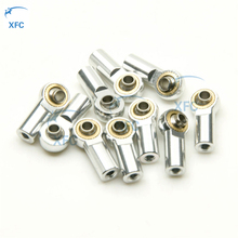 10pcs Aluminum M3 Tie Link Rod End Ball Joint for 1/10 RC Crawler Car Buggy(China)