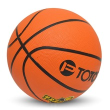 Outdoor Indoor Size 7 Small Rubber Pelota Basketball for Teenagers High Quality Rubber Material Fitness Equipment Hot