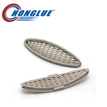 Motorcycle accessries motorcycle pedal ventilation Mesh plastic mesh For HONDA Giorno AF24(China)