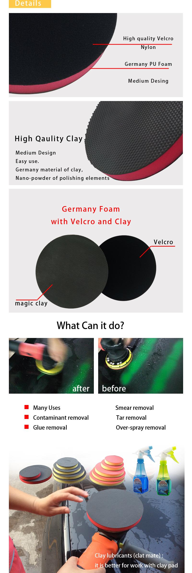 medium magic clay pad 2