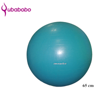 65cm PVC Unisex Yoga Balls for Fitness Bosu Brand Yoga Women Fitness Gym Balls Pilates Balls Fitness balancer Ball+Free Pump Air(China)