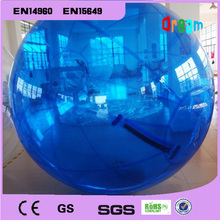 Factory Price 2m 0.8mm Inflatable Water Walking Ball Zorb Ball Giant Water Ball Inflatable Human Hamster Ball(China)