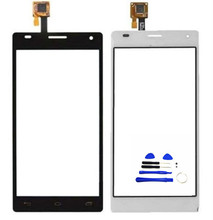 RTBESTOYZ For LG Optimus LTE2 II F160 F160K F160S F160L Touch Screen Digitizer Sensor Outer Glass Lens Panel+Tracking(China)
