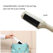 Electrostatic Static Clothing Lint Remover Brush Sweeper for Pets carpet clothes(China)