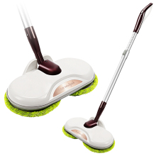 Electric handle mop rub household ultra-quiet intelligent sweeping robot(China)