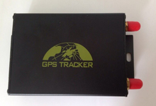 vehicle car GPS Tracker  GPS105A with Fuel Check Sensor and car engine stop tk105a  with retail box