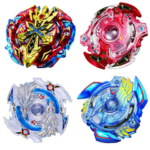 6 Stye Arena Metal Top Beyblade burst Toupie Fusion 4D Masters Launcher For Children Christmas finger spiners Fidget spinner Toy(China)