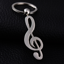 Musical instruments Styling Keychain Portachiavi Charm Music Alloy Car Key Rings Holder porte clef Novelty Jewelry Gift J001