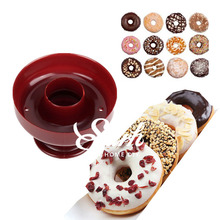 DIY Doughnut Tool Donut Mold Cake Bread Plunger Cutter Tools for Kitchen Baking Decorations and Home Furnishing Products