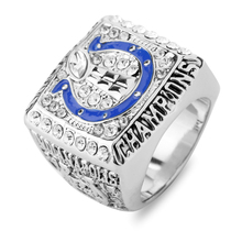 2006 National Hockey League Indianapolis Colts sale replica super bowl championship rings men wholesale Fast shipping STR0-034(China)