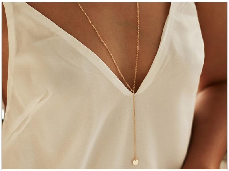 Coin Necklace  (3)
