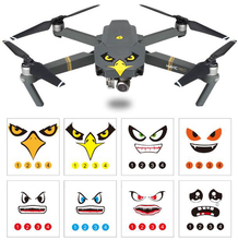 Mavic Pro body sticker multi-expression battery sticker for DJI Mavic drone skin decals accessories mobile phone decorative part