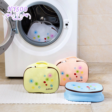 Fine net underwear laundry bag thickening printing washing machine special laundry underwear bag HYSOO(China)