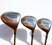 Playwell OEM Honma IS 03 four star man golf full package set lady golf club set full set(China)