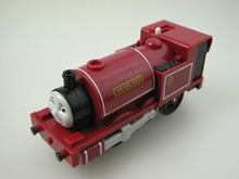 new Electric Thomas and friend Trackmaster engine Motorized train RARE happy skalory(China)