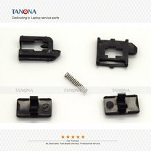 Original New Battery Lock Clip Buckle Battery Fasten For Lenovo Thinkpad X220 X220i X230 X230I Base Cover Lower Bottom Case(China)
