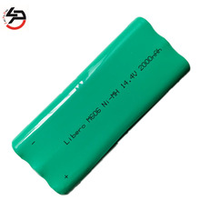 Laipuduo Replacement Battery Pack 14.4V 2000mAh For ibero m606 Vacuum Dirt For Devil : 0606004 M606