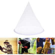 Honey Filtration Net Pressure Filtration Net Screen Honey Bee Pure Nylon Filter Mesh Beekeeping Tool