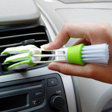 Home brush for keyborad dust collector air-condition cleaner multifunction home cleaning for car cleaning windows utensil