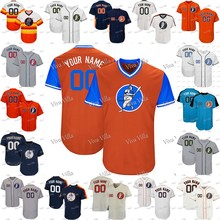 2017 New Players Weekend Baseball Jersey Custom Any Name Any Number High Quality Stitched Baseball Jersey S-6XL Free Shipping(China)