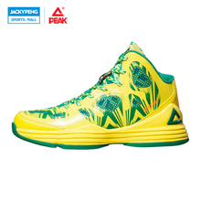 PEAK SPORT GALAXY II FIBA World Cup Men Basketball Shoes FOOTHOLD Gradient Dual Tech Athletic Training Boots Sneaker EUR 40-47
