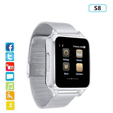 2019 Новый X7D Bluetooth Smart часы S8 Поддержка sim-карта TF Камера Facebook Whatsapp Smartwatch часы для телефона Android PK Z60 X6(China)