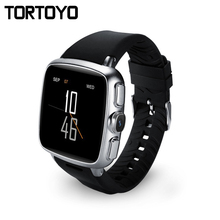 Z01 Bluetooth Android 5.1 OS Sports Smart Watch Phone 4GB ROM WiFi GPS SIM Camera Heart Rate Monitor Wristwatch For iOS Android