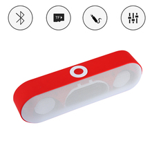 MAIF New Arrival Top Quality Mini Bluetooth 3.0 Speaker Portable Wireless Speaker 3D Stereo Music Box(China)
