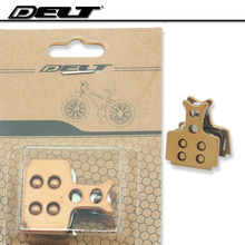 DELT 1/2/4 pairs Cycling Bike Bicycle Disc Brakes Pads For FORMULA MEGA THE ONE R1 RO RX ONE C1  Metallic wholesale