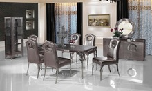 Buy MANBAS stainless steel Dinning table with dining room set