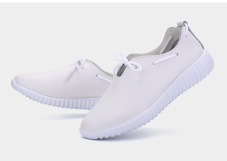 AH 2816 (19) Women's Leather Flats Shoes