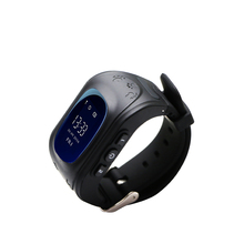 lbs/gps pedometer sleep monitor Q50 kids gps tracker mobile watch phones